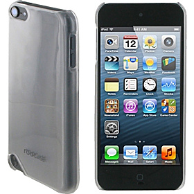 Ultra Slim Frost Shell Case for iPod Touch 5 Clear