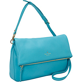 Cobble Hill Clarke Flap Crossbody Firoza