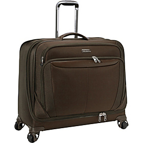 Silhouette Sphere Spinner Garment Bag Expresso Brown