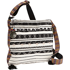 Mica Mural Large Crossbody Multi