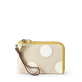 Key Per Dot Wristlet Bone