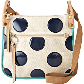 Key Per Dot Crossbody Navy