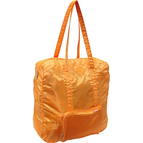 Medium Zip-Out Travel Bagg Orange
