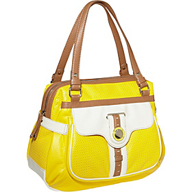 Sporting Life Perforated Shopper Sunshine White