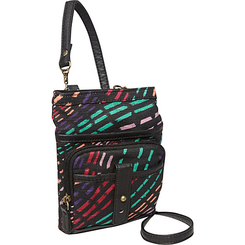 Roxy Pass Play Crossbody Crown Jewel - Roxy Fabric Handbags