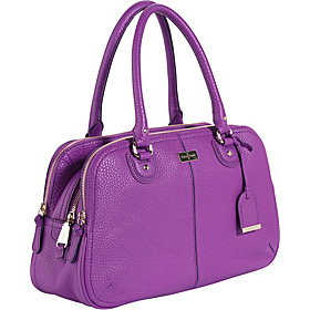 Village Satchel  Aster Purple