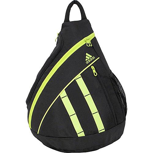 adidas Shermer Sling Black/Electricity - adidas Slings