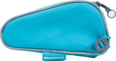 Detours Slice Top Tube Bag Teal - Detours Cycling Bags