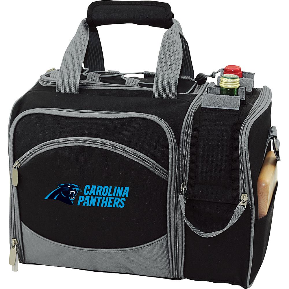 Picnic Time Carolina Panthers Malibu Insulated Picnic Pack Carolina Panthers - Picnic Time Outdoor Coolers - Outdoor, Outdoor Coolers
