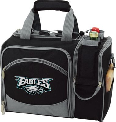 Picnic Time Picnic Time Philadelphia Eagles Malibu Insulated Picnic Pack Philadelphia Eagles - Picnic Time Outdoor Coolers