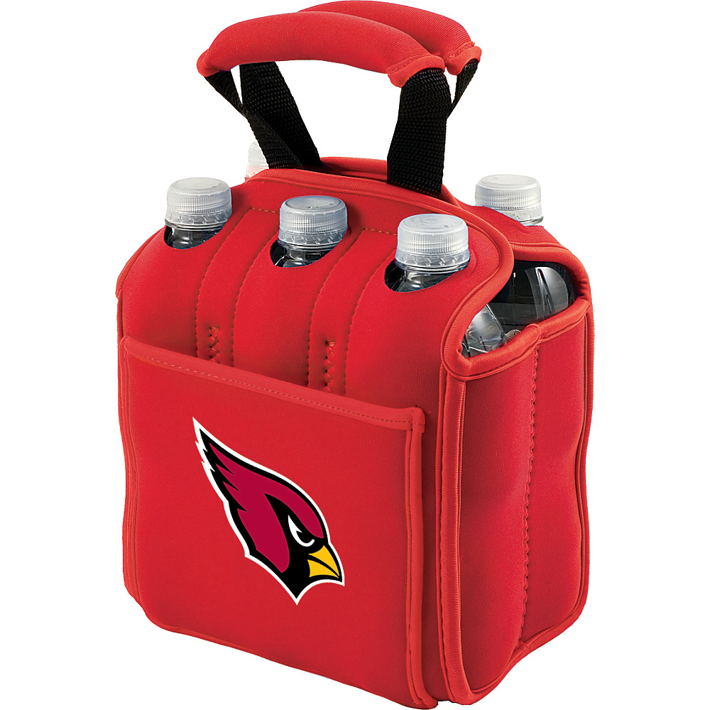 Picnic Time Arizona Cardinals Six Pack Arizona Cardinals Red - Picnic Time Outdoor Accessories - Outdoor, Outdoor Accessories