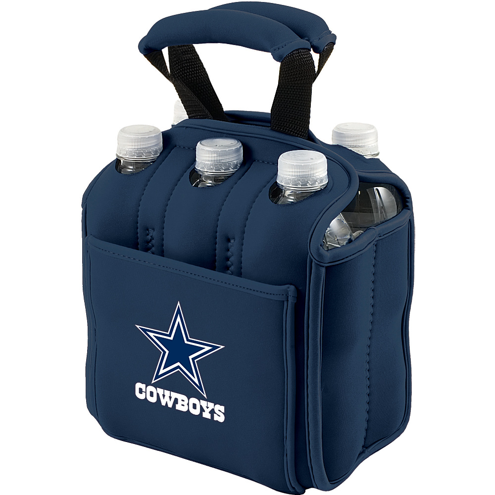 Picnic Time Dallas Cowboys Six Pack Dallas Cowboys Navy - Picnic Time Outdoor Accessories - Outdoor, Outdoor Accessories