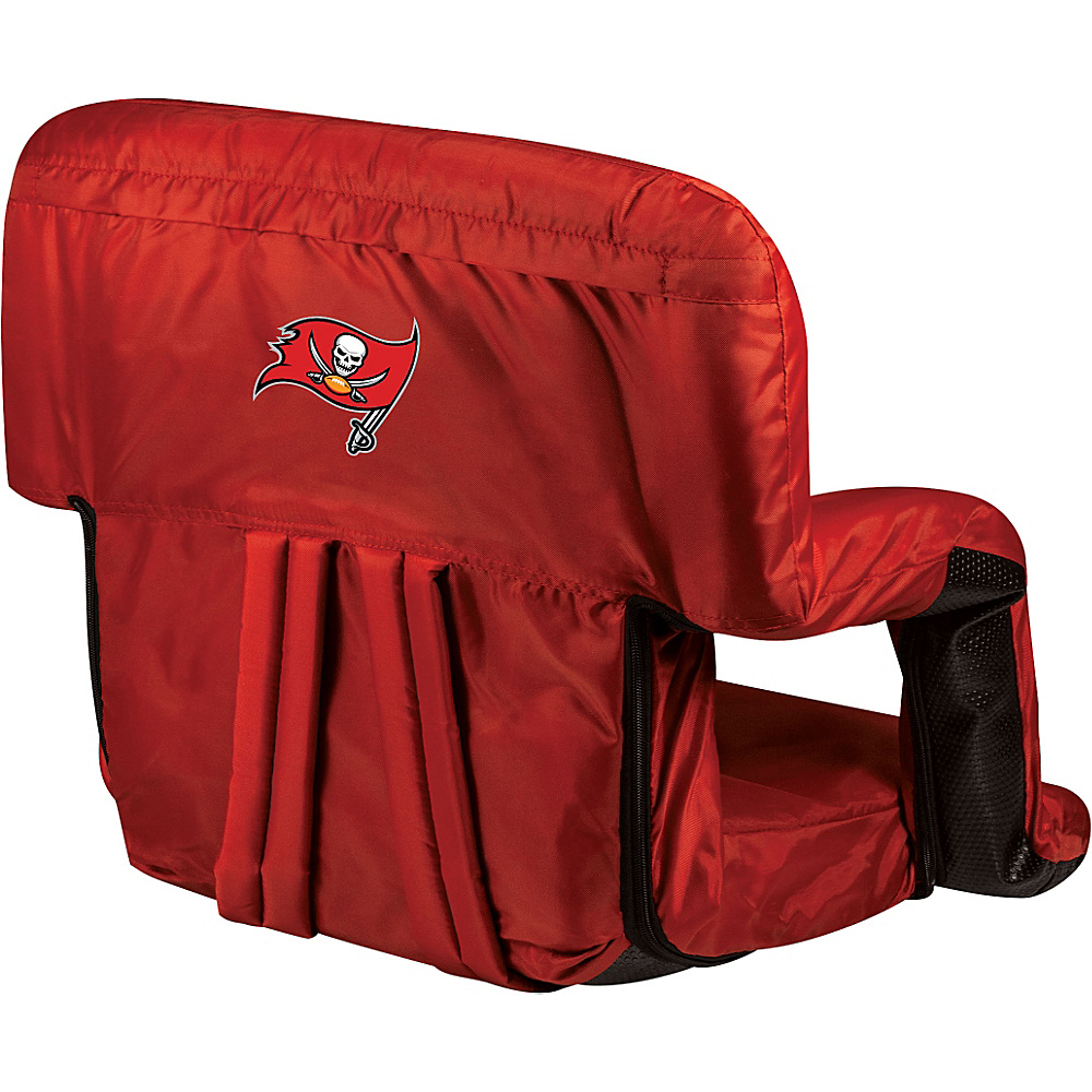 Picnic Time Tampa Bay Buccaneers Ventura Seat Tampa Bay Buccaneers Red - Picnic Time Outdoor Accessories - Outdoor, Outdoor Accessories