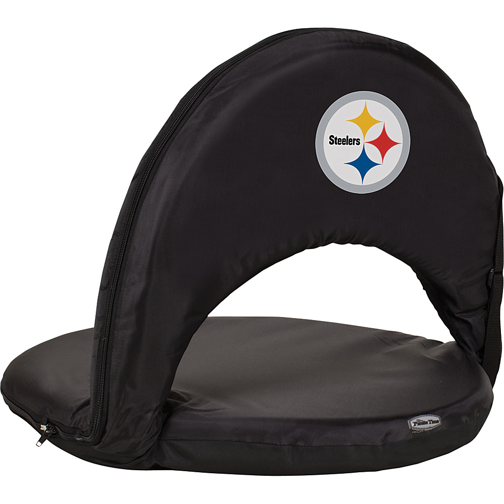 Picnic Time Pittsburgh Steelers Oniva Seat Pittsburgh Steelers - Picnic Time Outdoor Accessories - Outdoor, Outdoor Accessories