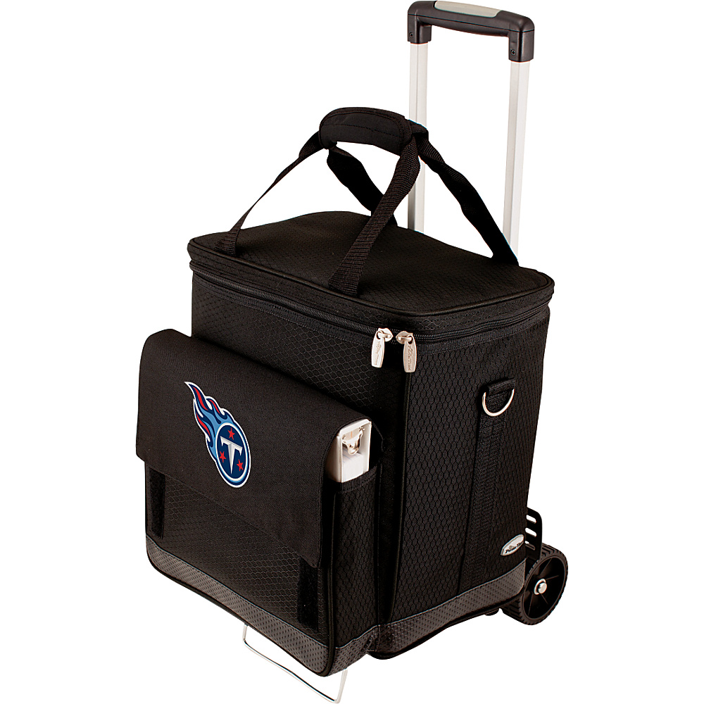 Picnic Time Tennessee Titans Cellar w/Trolley Tennessee Titans - Picnic Time Outdoor Coolers - Outdoor, Outdoor Coolers