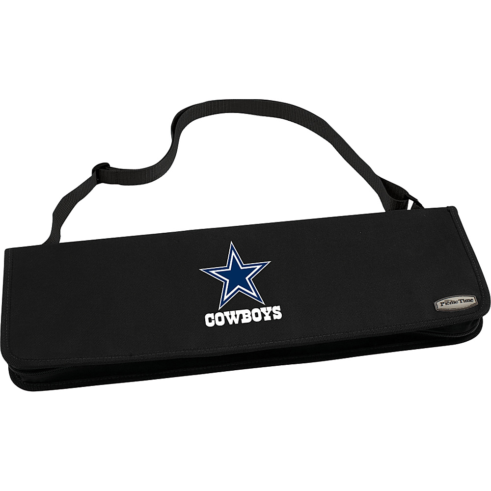Picnic Time Dallas Cowboys Metro BBQ Tote Dallas Cowboys Black - Picnic Time Outdoor Accessories - Outdoor, Outdoor Accessories