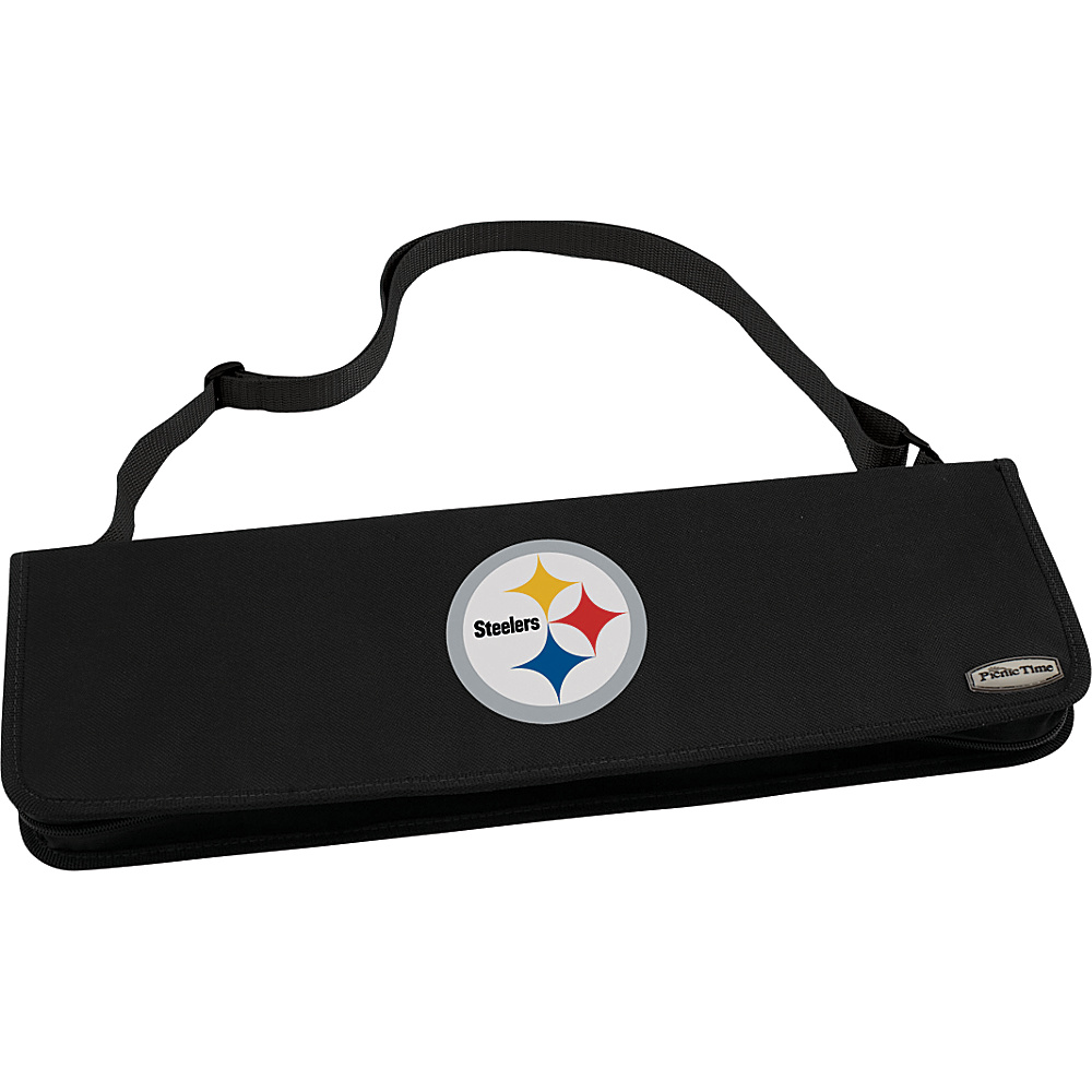 Picnic Time Pittsburgh Steelers Metro BBQ Tote Pittsburgh Steelers - Picnic Time Outdoor Accessories