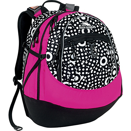High Sierra Womens Backpack (8 colors)