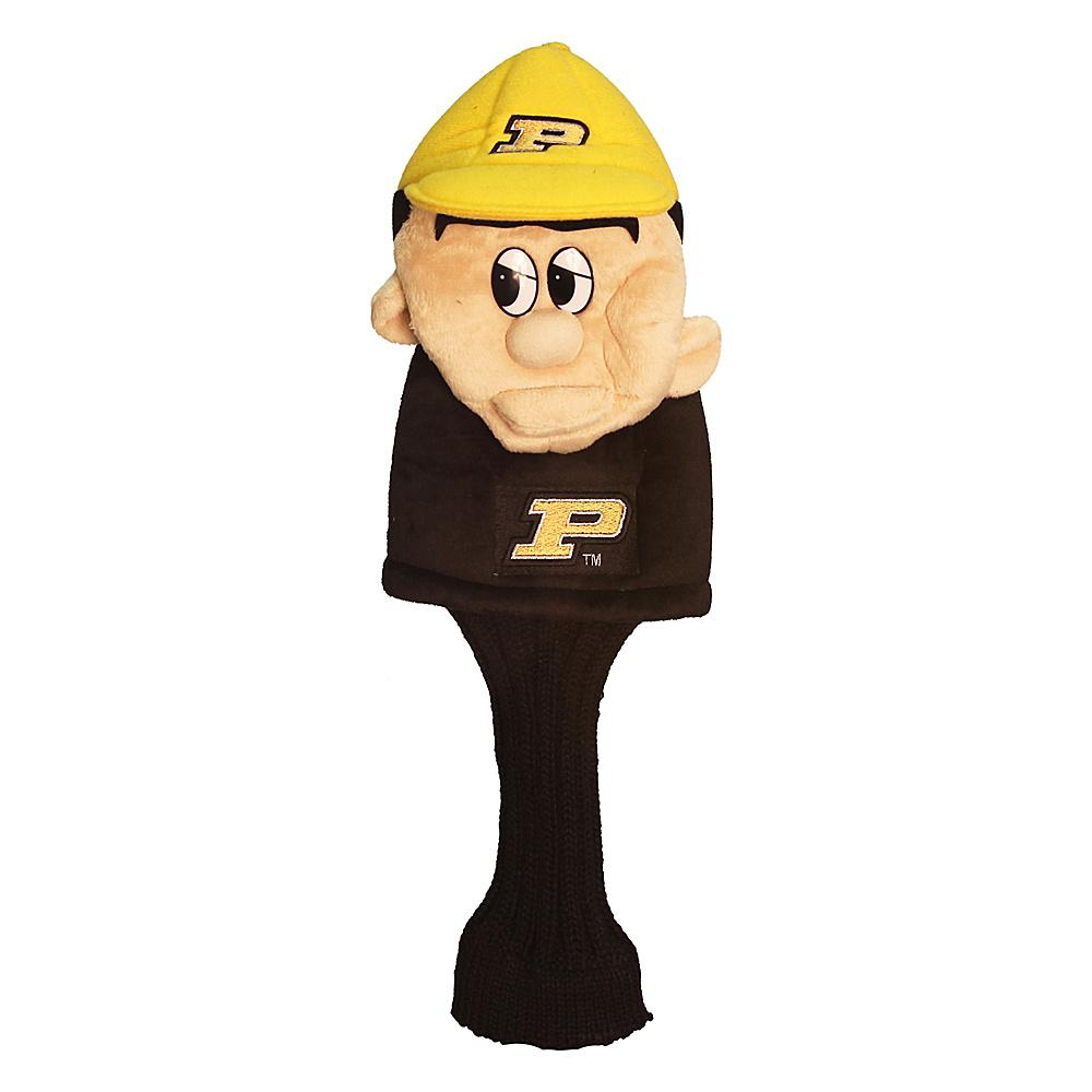 Team Golf USA Purdue University Boilermakers Mascot Headcover Team Color - Team Golf USA Golf Bags