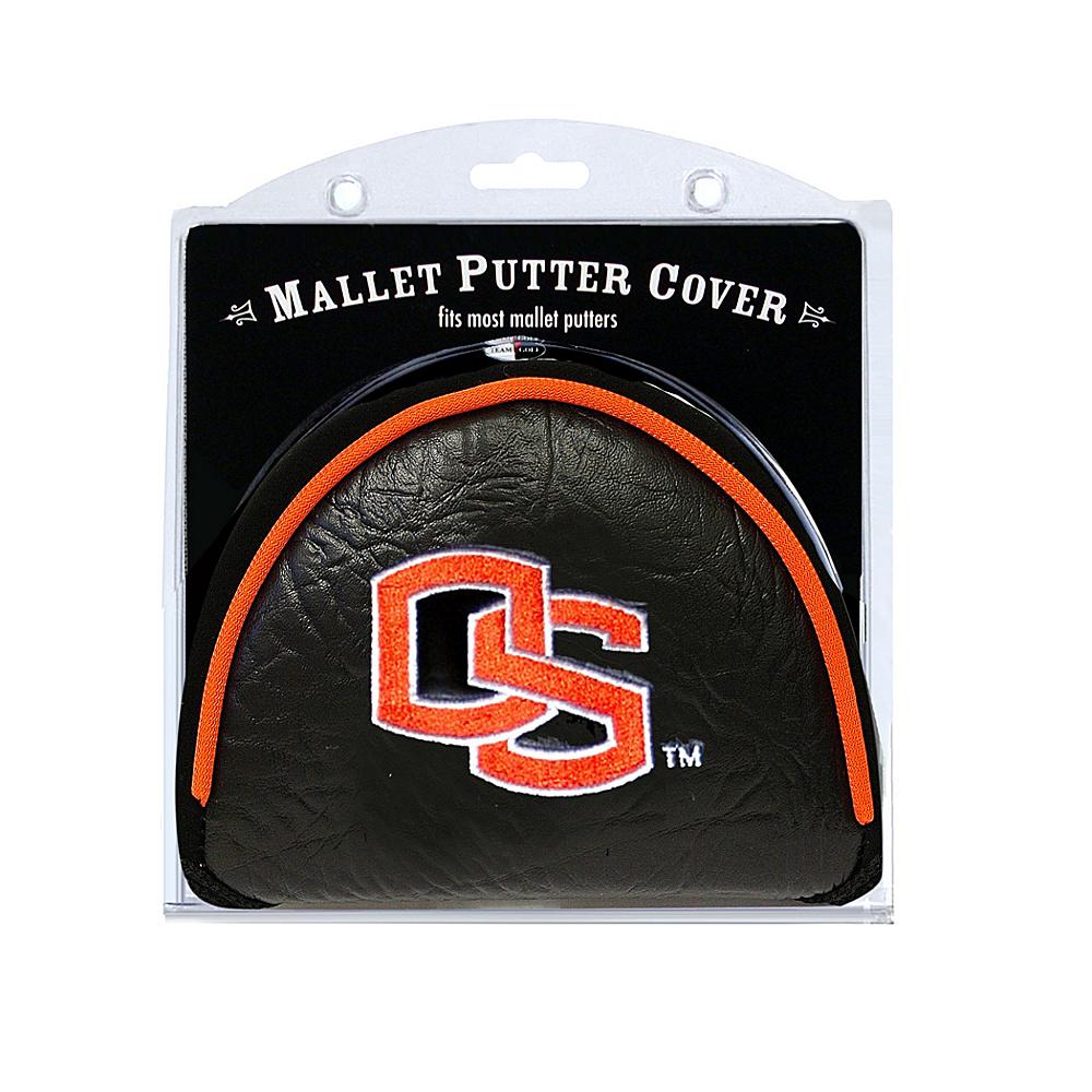 Team Golf USA Oregon State University Beavers Mallet Putter Cover Team Color - Team Golf USA Golf Bags