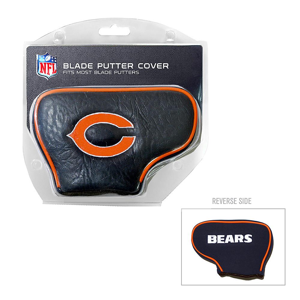 Team Golf USA Chicago Bears Blade Putter Cover Team Color - Team Golf USA Golf Bags