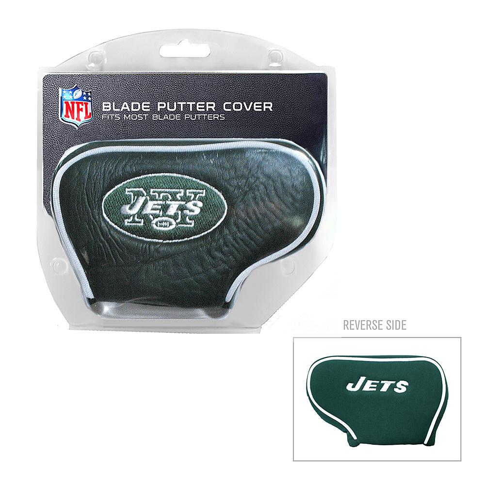 Team Golf USA New York Jets Blade Putter Cover Team Color - Team Golf USA Golf Bags