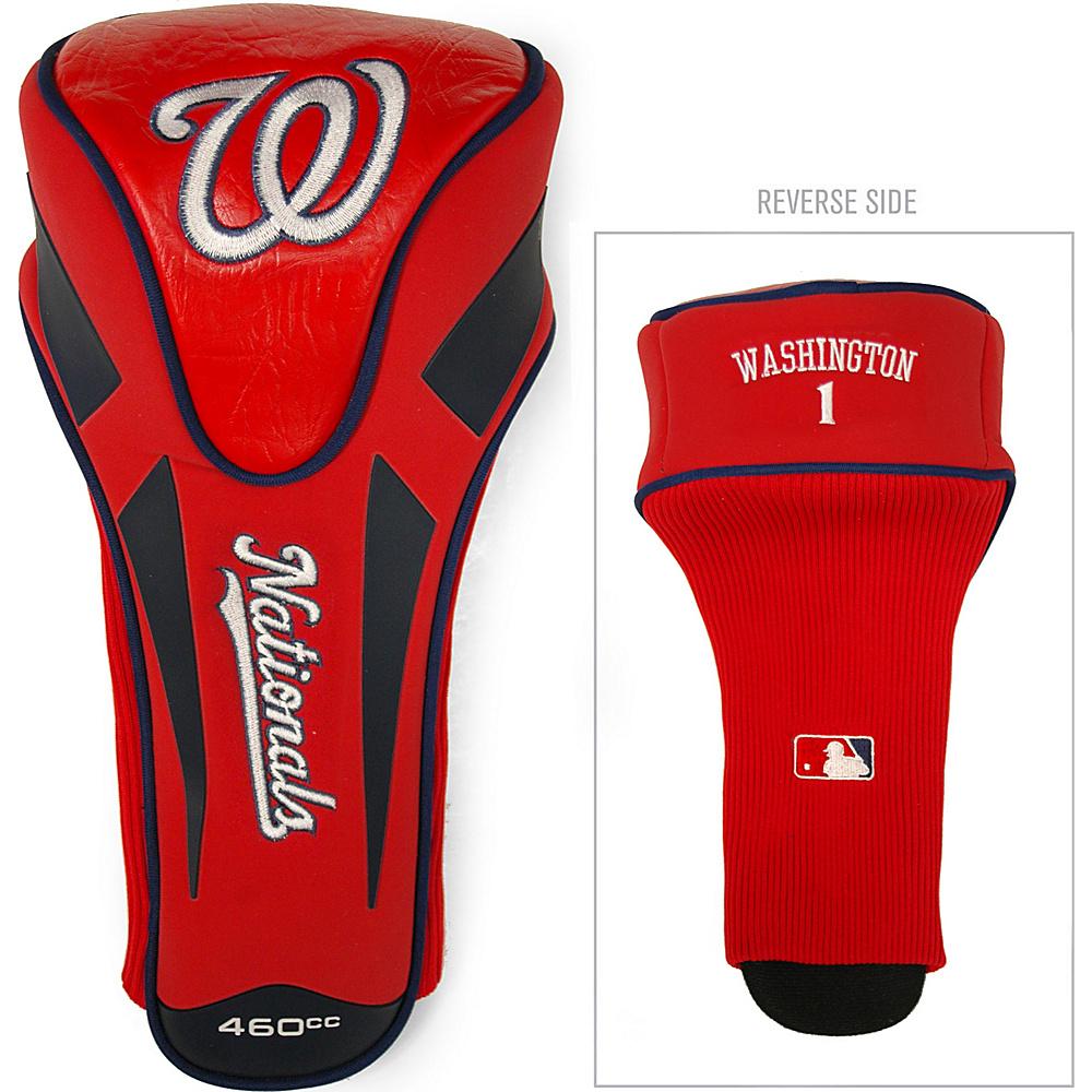 Team Golf USA Washington Nationals Single Apex Head Cover Team Color - Team Golf USA Golf Bags