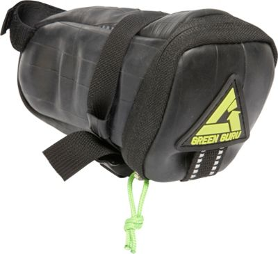 Green Guru Shifter Saddle Bag Black - Green Guru Other Sports Bags