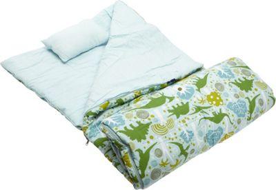 Wildkin Dino-mite Original Sleeping Bag Dino-mite - Wildkin Travel Pillows & Blankets