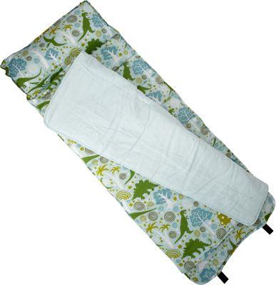 Wildkin Dino-mite Original Nap Mat Dino-mite - Wildkin Travel Pillows & Blankets
