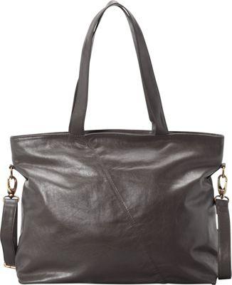 Latico Leathers Flynn Tote Slate - Latico Leathers Leather Handbags