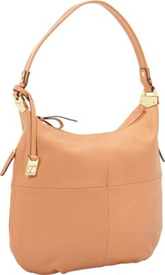 Tignanello Class Act Hobo Antique Rose - Tignanello Leather Handbags