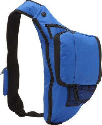 Bellino Sling Backpack Blue - Bellino Slings