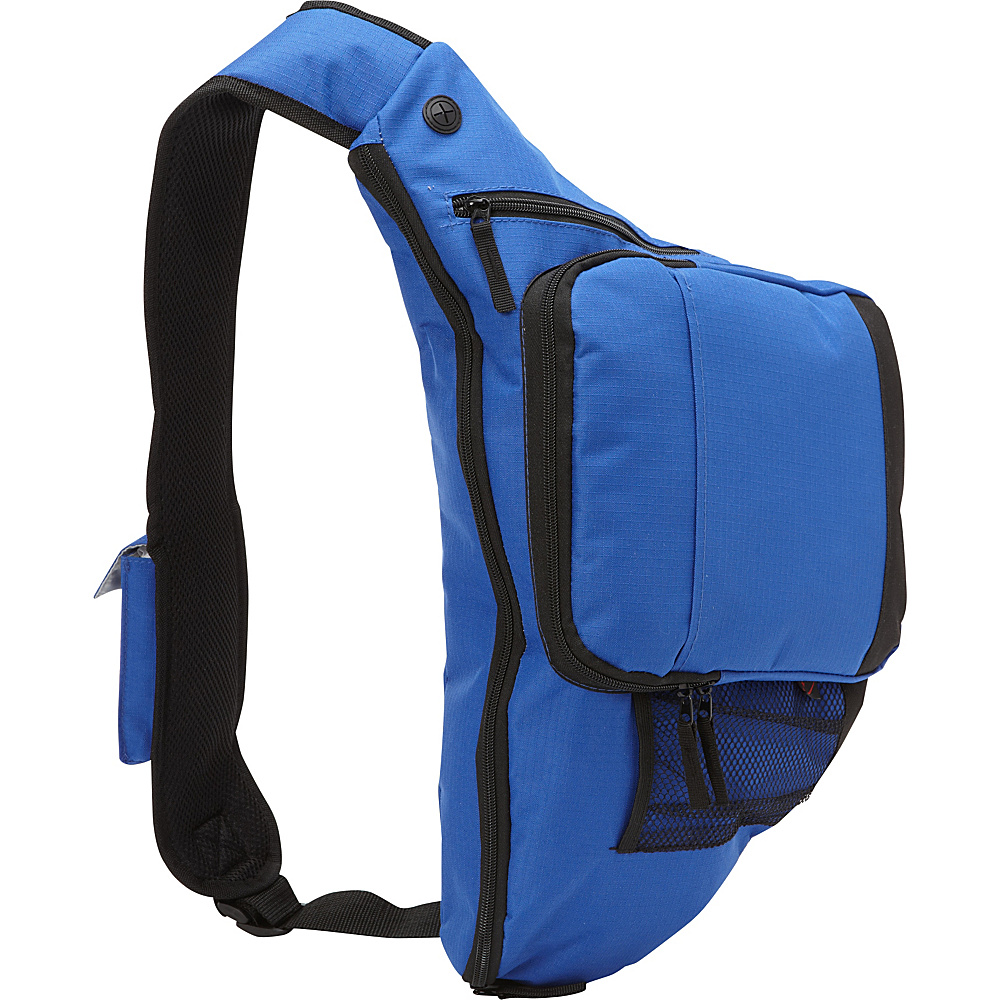 Bellino Sling Backpack Blue - Bellino Slings