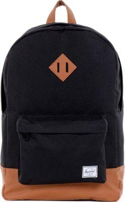 Herschel Supply Co. Heritage Laptop Backpack - 15 inch Black - Herschel Supply Co. Business & Laptop Backpacks