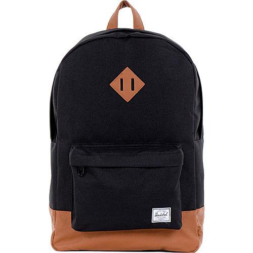 herschel supply co heritage laptop backpack 15. Black Bedroom Furniture Sets. Home Design Ideas