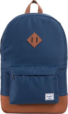 Herschel Supply Co. Heritage Laptop Backpack - 15 inch Navy - Herschel Supply Co. Business & Laptop Backpacks