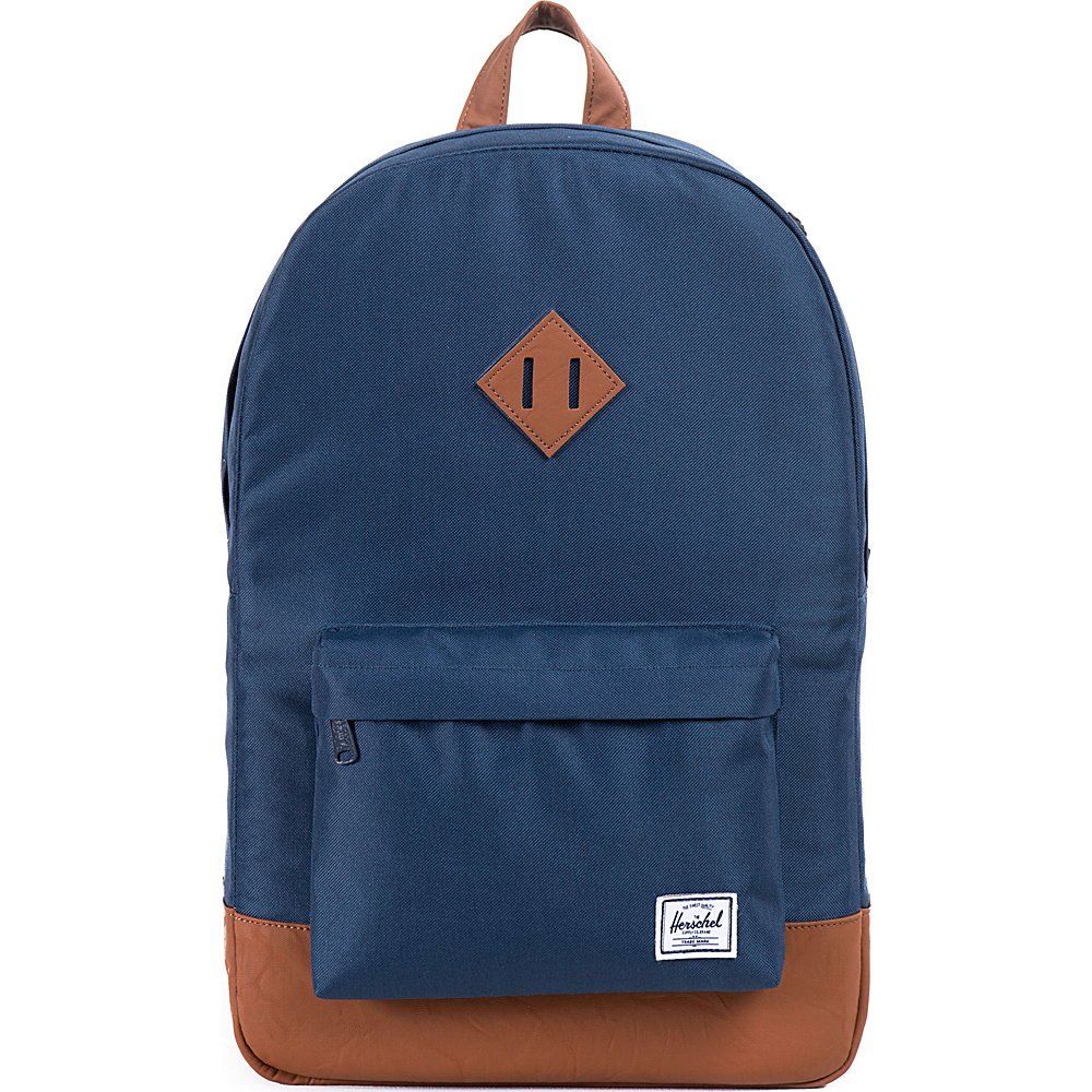 Herschel Supply Co. Heritage Laptop Backpack Navy Herschel Supply Co. Business Laptop Backpacks