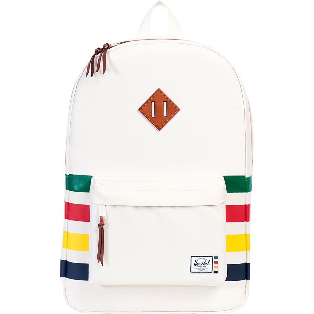Herschel Supply Co. Heritage Laptop Backpack HBC Offset Stripe - Herschel Supply Co. Laptop Backpacks
