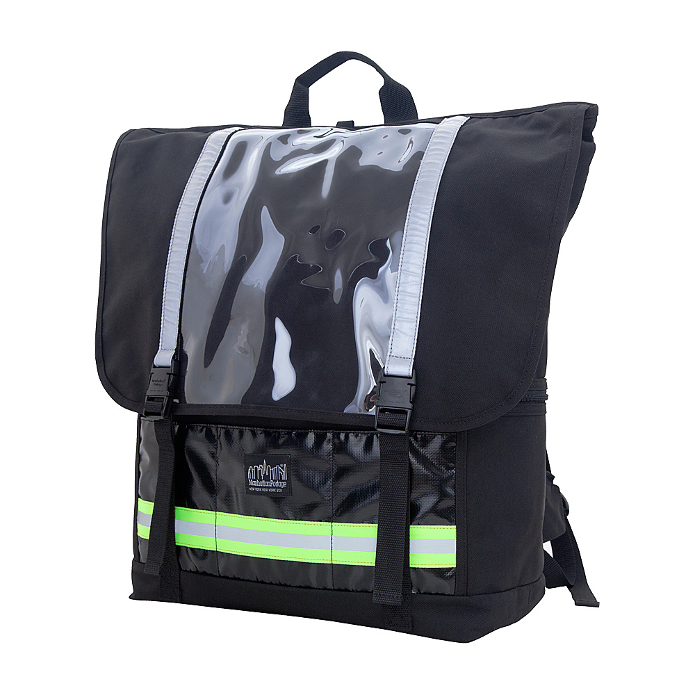 Manhattan Portage The Empire Lite (LG) Black - Manhattan Portage Everyday Backpacks - Backpacks, Everyday Backpacks