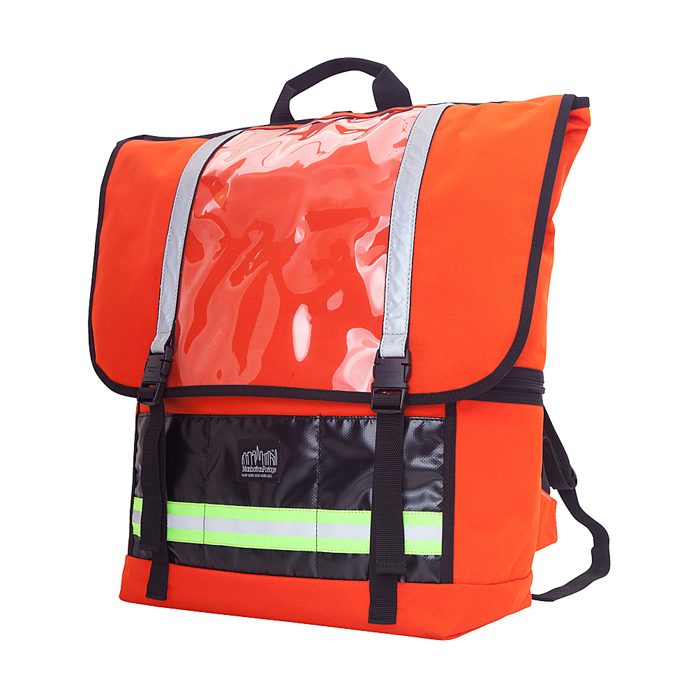 Manhattan Portage The Empire Lite (LG) Orange - Manhattan Portage Everyday Backpacks - Backpacks, Everyday Backpacks