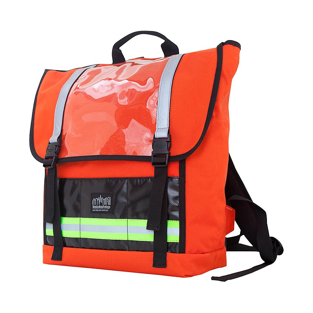 Manhattan Portage The Empire Jr. Lite (SM) Orange - Manhattan Portage Everyday Backpacks - Backpacks, Everyday Backpacks