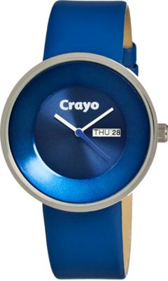 Crayo Button Blue - Crayo Watches