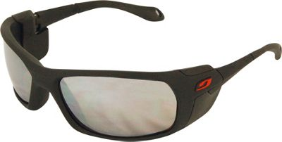 Julbo Bivouak - Spectron 4 Lens Matt Black / Black - Julbo Sunglasses