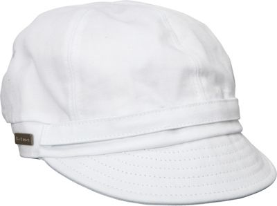 Image of Betmar New York Aimee One Size - White - Betmar New York Hats/Gloves/Scarves