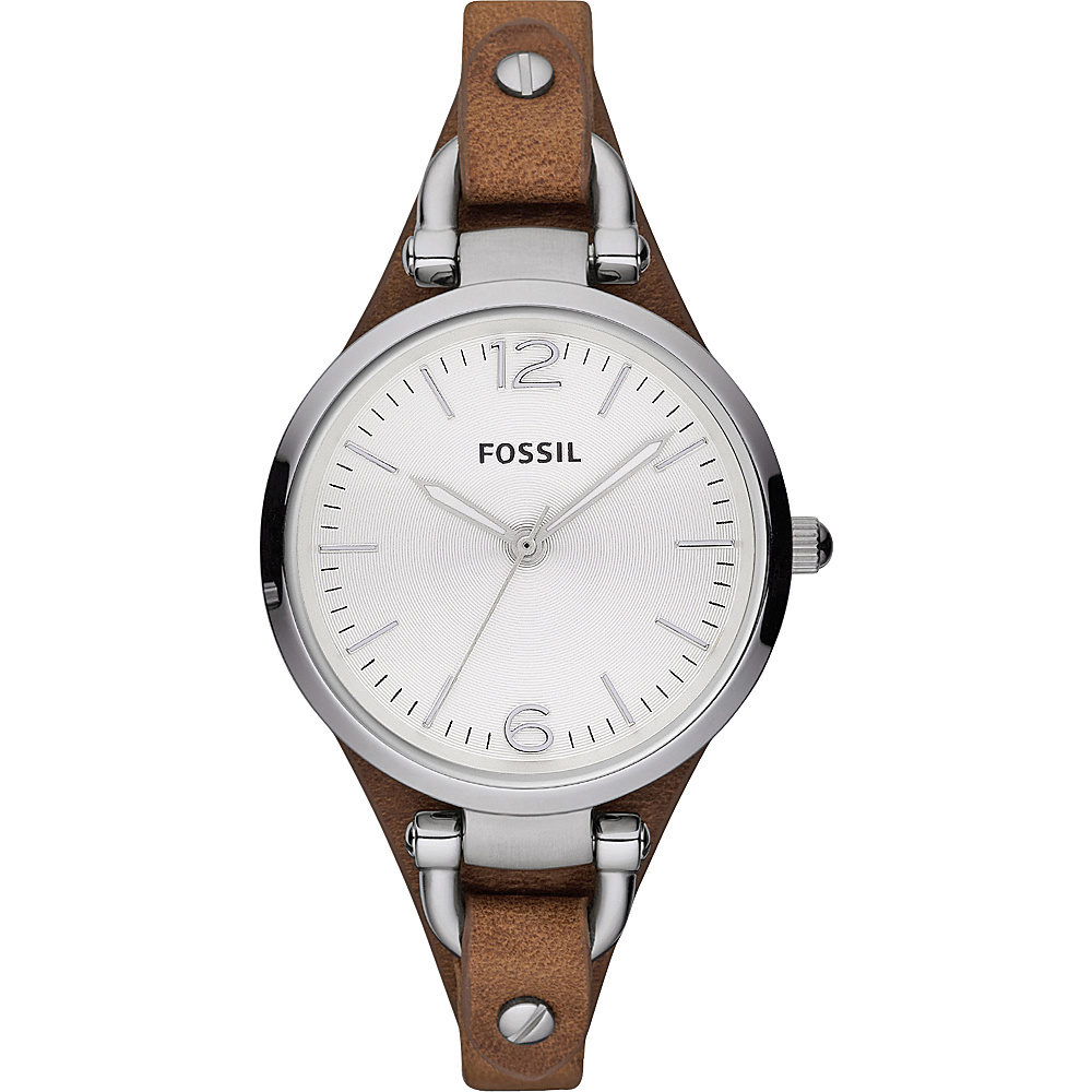 Fossil Georgia Tan - Fossil Watches - Fashion Accessories, Watches