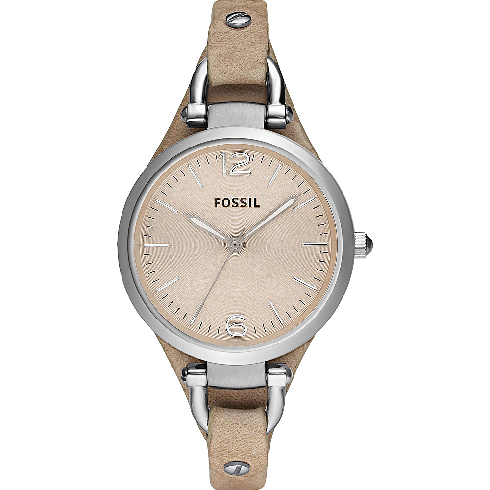 Fossil Georgia Sand - Fossil Watches - Fashion Accessories, Watches