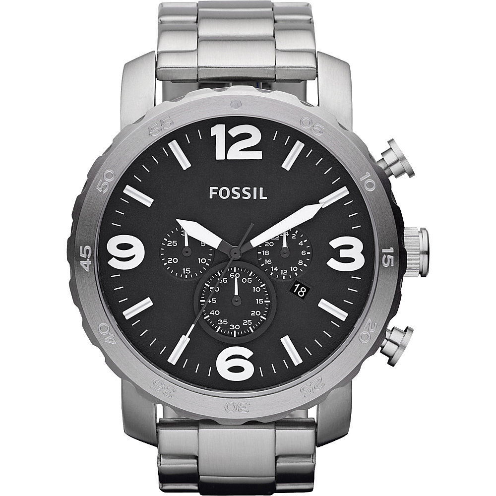 Fossil Nate Silver - Fossil Watches
