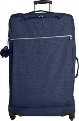 Kipling Darcey 30 inch Upright Spinner True Blue - Kipling Softside Checked