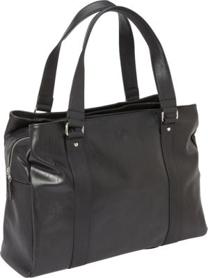Women In Business Francine Collection - Bond Street 17 inch Laptop Weekender Black - Women In Business Women's Business Bags
